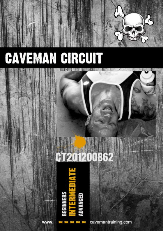 Free Cavemantraining workout