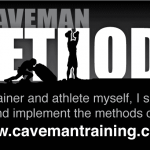 Caveman Methods Badge (large)