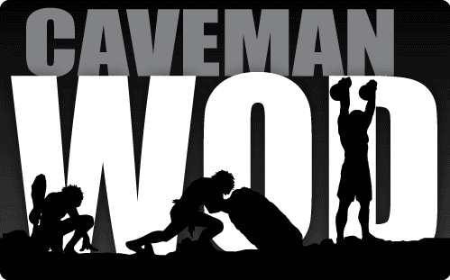 Caveman WOD Logo medium