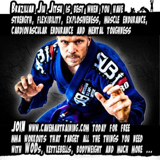 BJJ Conditioning