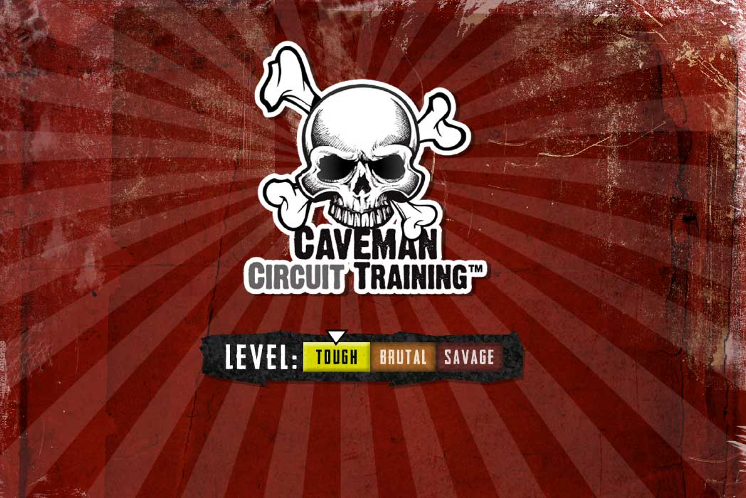 Caveman training certification