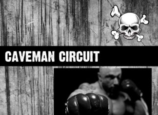 Caveman circuit workout CT201200860