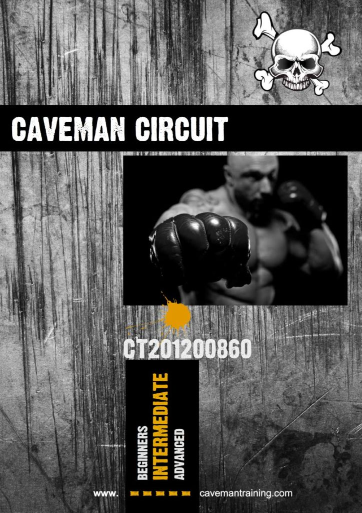 Caveman circuit workout CT201200860