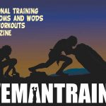 unconventional training, crossfit emom and wods