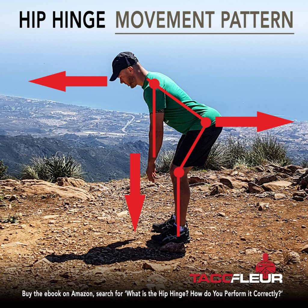 The hip hinge movement pattern