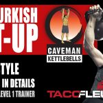 Kettlebell Turkish Getup (lunge style)