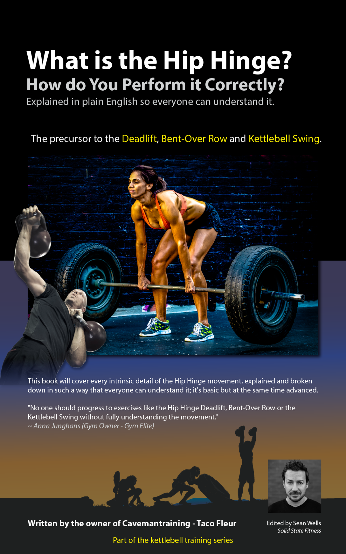 What is the Hip Hinge? How do You Perform it Correctly?
