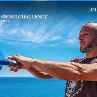 The 28-Day Kettlebell Swing Challenge