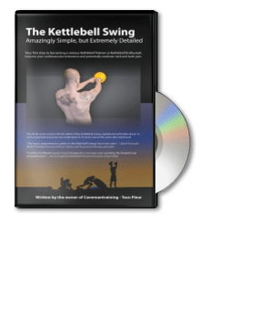 the kettlebell swing video cover