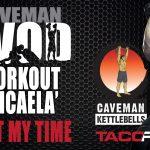 Caveman WOD 'Micaela' → Beat my time 34:36 @28kg