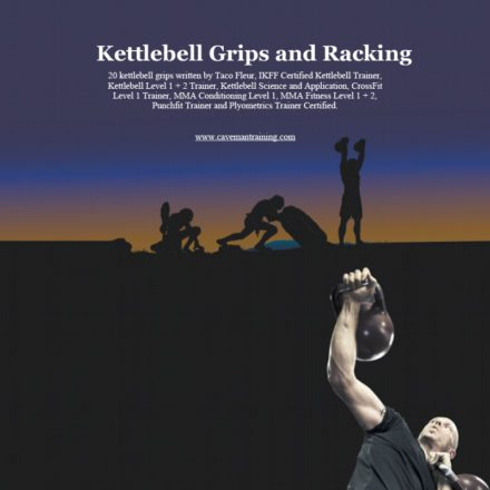 Kettlebell grips and racking