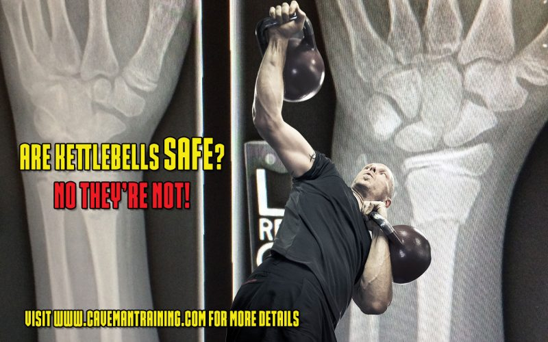 Are kettlebell safe?