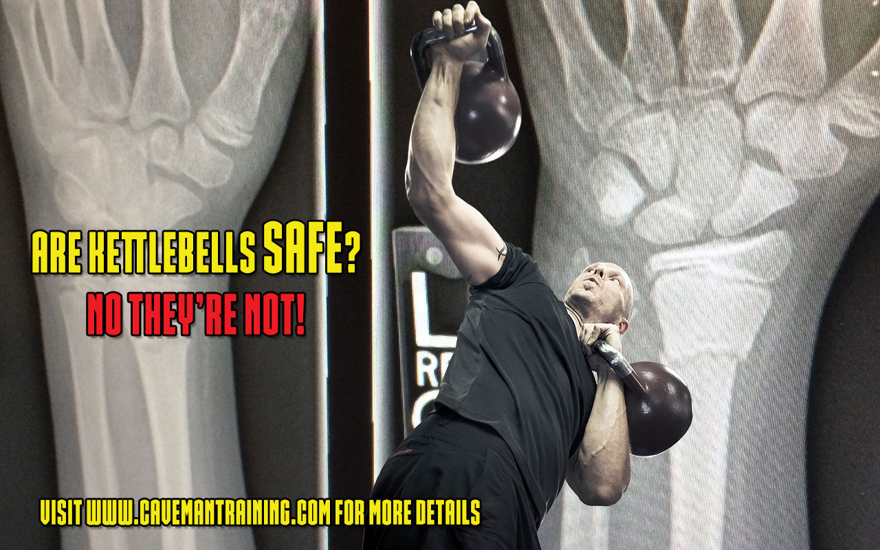 Are kettlebell safe?