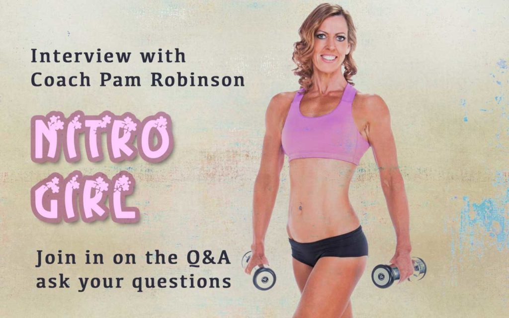 Q&A with Pam Robinson