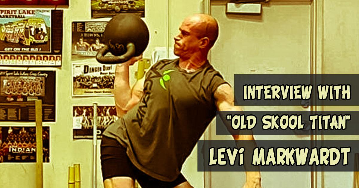 Levi Markwardt