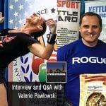 Interview with Valerie Pawlowski