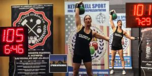 Valerie Pawlowski world records