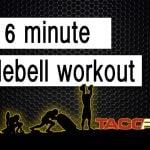 6 minute kettlebell workout 'Little Smoker'
