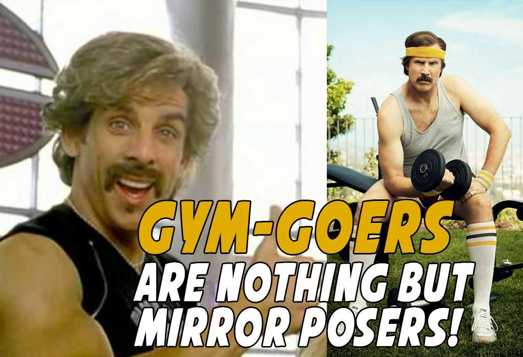 Mirror posers