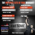 Workout: Dreadful Sets of Five5