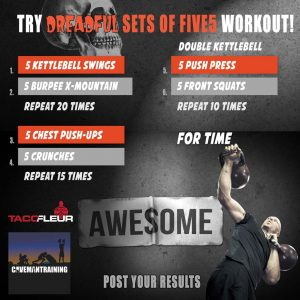 workout dreadful sets of five5