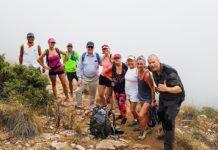 La Concha mountain hike Marbella