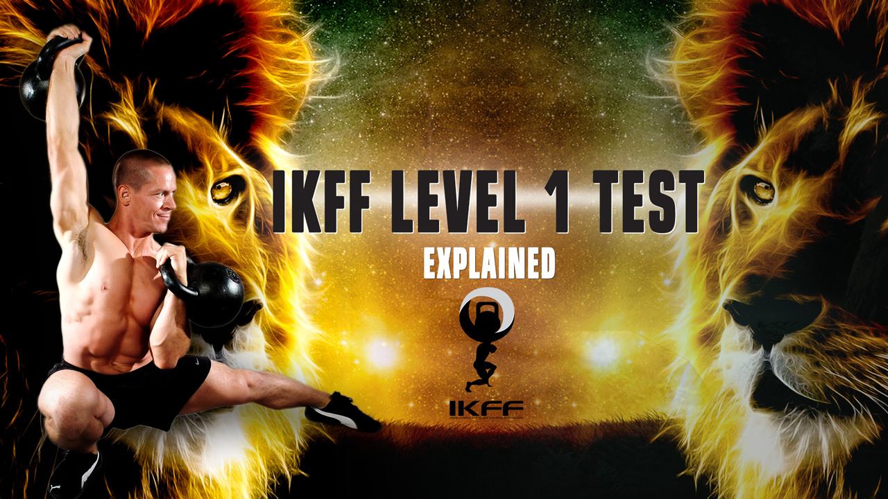 IKFF Level 1 Test Explained