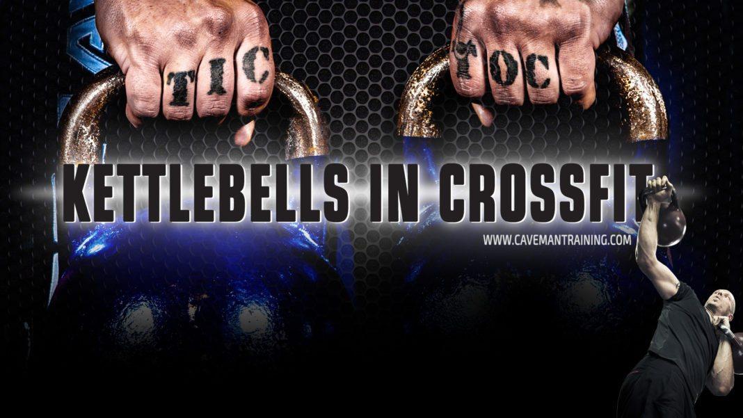 Kettlebells in CrossFit