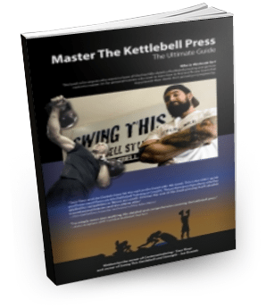 Master The Kettlebell Press Book