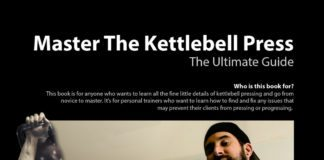 Master The Kettlebell Press Ebook