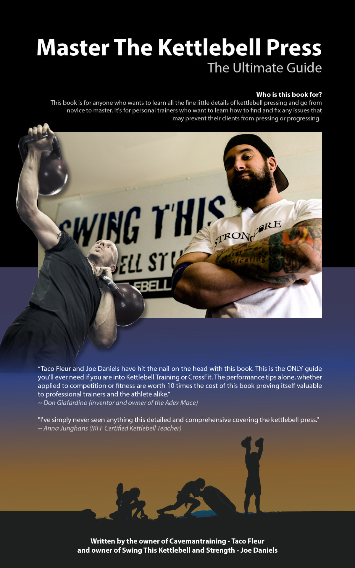 Master The Kettlebell Press Ultimate Guide