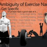 The Ambiguity of Exercise Naming
