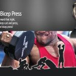 Bicep Press …. What?! You Mean Bicep Curl and Press@!