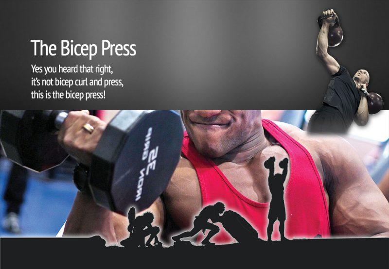 Bicep press