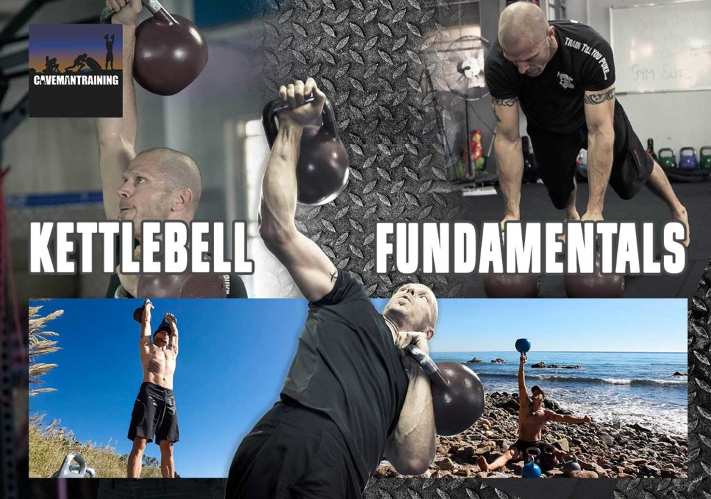 Cavemantraining kettlebell fundamentals