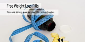 Free weight loss pills