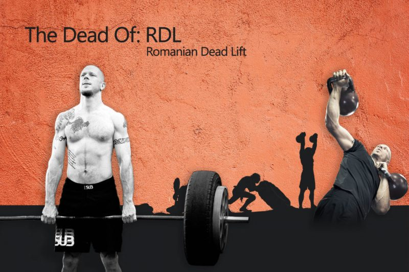Romanian dead lift RDL