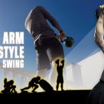 Double Arm Kettlebell Sportstyle Swing