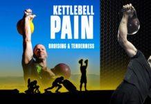 Kettlebell pain bruising tenderness