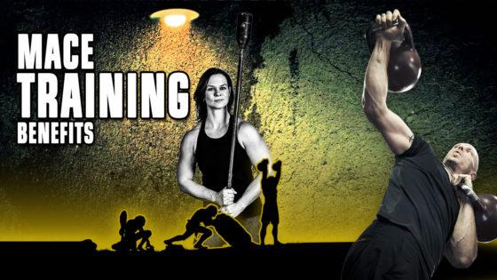 Mace training benefits