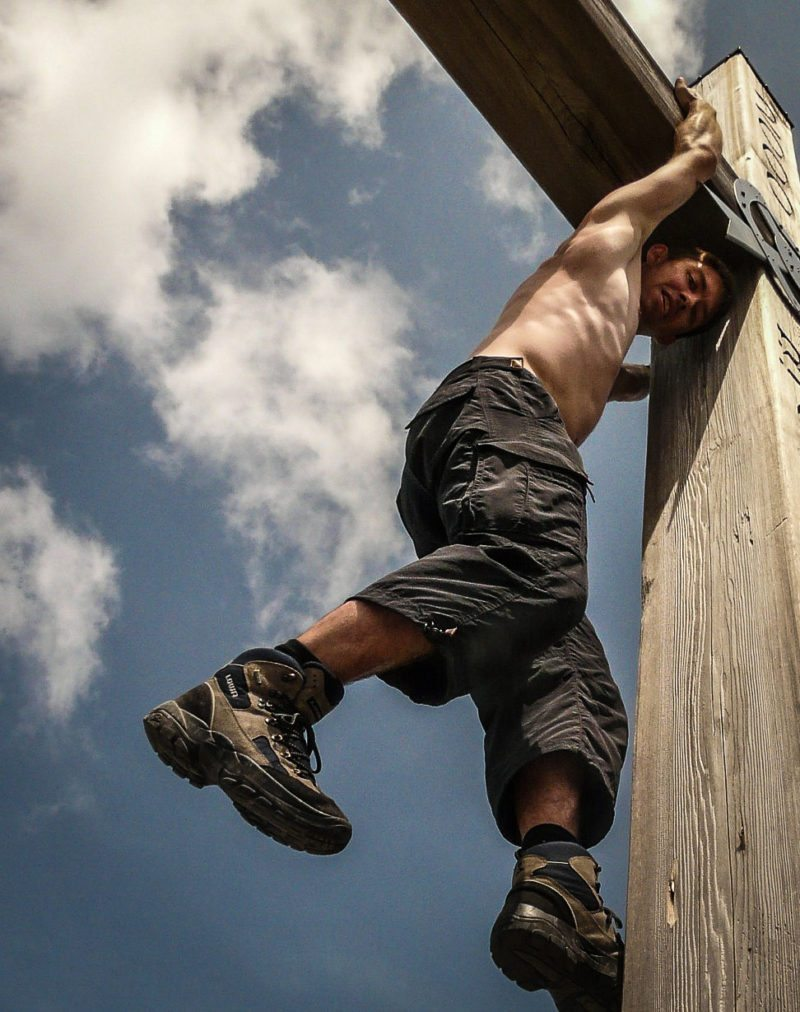 Pull-up chin-up