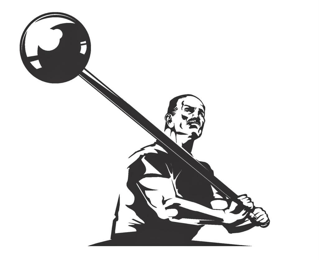 Mr Maceman Logo