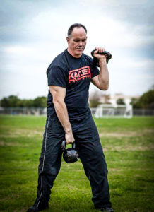 Rik Brown Mr Maceman Kettlebells