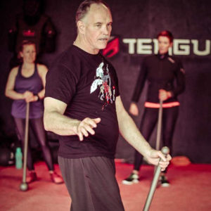 Rik Brown Mr Maceman Kettlebells Workshop