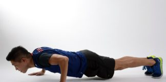 Chest push-up