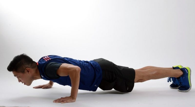 Chest push-up