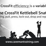 CrossFit Kettlebell Snatch