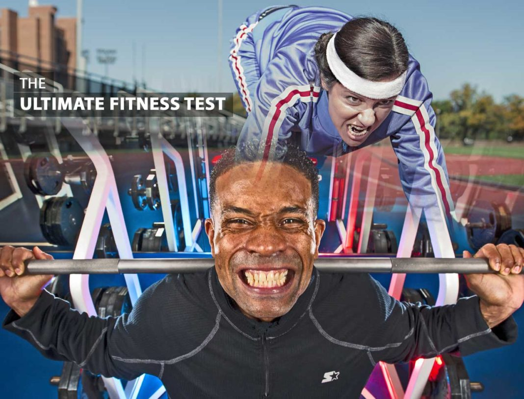 The ultimate fitness test