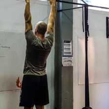 Lat activation drill: active
