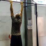 Lat activation drill: inactive